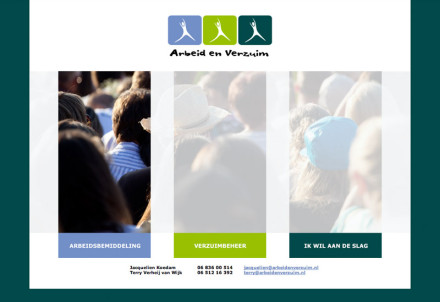 website - Arbeid en Verzuim - 01