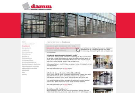 website - Damm Deuren - 01