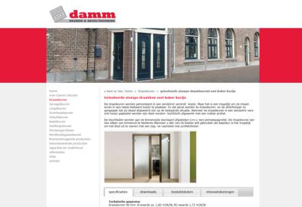 website - Damm Deuren - 02
