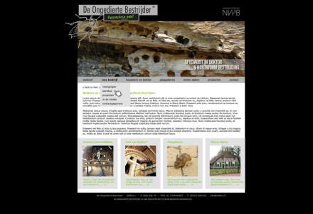 website - De Ongedierte Bestrijder - 01