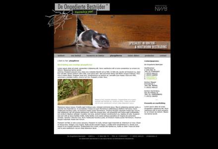 website - De Ongedierte Bestrijder - 02
