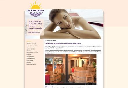 website - Van Dalfsen zon en sauna - 01