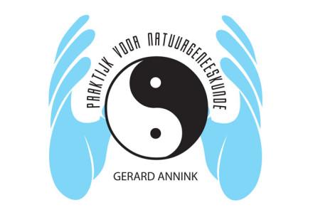 logo - Gerard Annink - 01